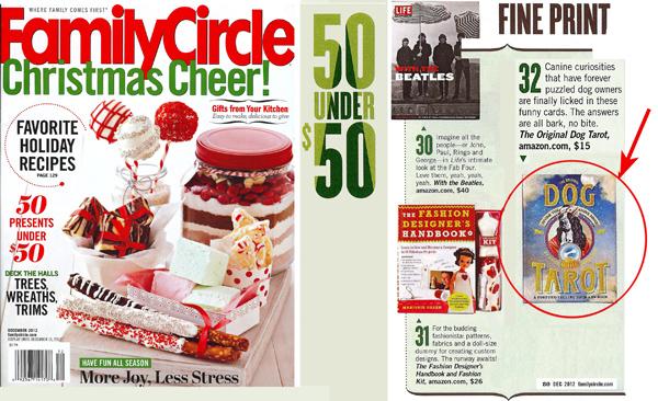 Magazine Family Dog Family Circle Magazine Has
